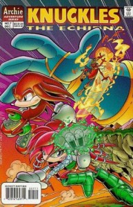 0007 628 193x300 Knuckles [Archie Adventure] V1
