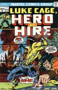 0007 638 196x300 Luke Cage   Hero For Hire [Marvel] V1