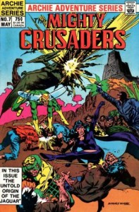 0007 723 197x300 Mighty Crusaders [Archie] V1