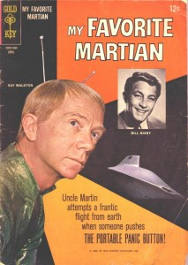 0007 724 213x300 My Favorite Martian [Gold Key] V1
