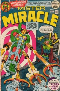 0007 736 200x300 Mister Miracle [DC] V1