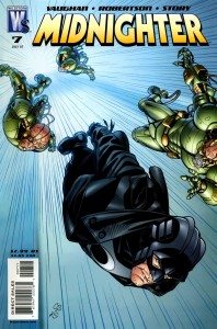 0007 737 198x300 Midnighter [Wildstorm] Mini 1