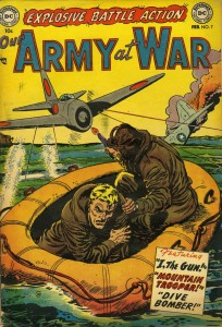 0007 813 204x300 Our Army At War [DC] V1