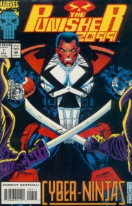 0007 888 192x300 The Punisher 2099