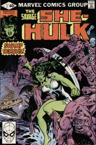 0007 918 198x300 Savage She Hulk [Marvel] V1