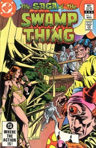 0007 939 196x300 Saga Of The Swamp Thing [DC] V1