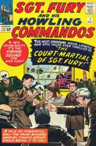 0007 962 198x300 Sgt Fury And His Howling Commandos [Marvel] V1