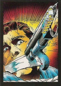 0007a 19 214x300 Ghost Rider  Series 2 1992 [Comic Images] Card Set