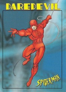 0007a 66 214x300 Spider Man 1997 [Marvel  Fleer Skybox International] Card Set