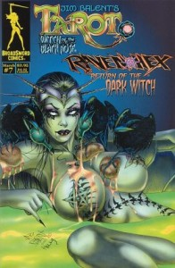 0007a 68 196x300 Tarot  Witch Of The Black Rose [BroadSword] V1