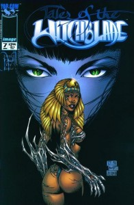 0007a 69 196x300 Tales Of The Witchblade [Image Top Cow] V1