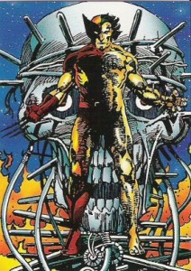 0007a 74 212x300 Wolverine  From Then Til Now II 1992 [Marvel  Comic Images] Card Set