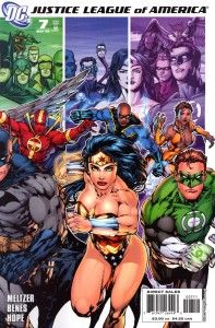 0007b 32 197x300 Justice League of America