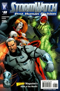 0008 1023 198x300 Stormwatch  Post Human Division [Wildstorm] V1
