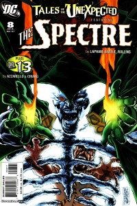 0008 1049 200x300 Tales Of The Unexpected  Featuring The Spectre [DC] Mini 1