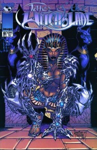 0008 1054 194x300 Tales Of The Witchblade [Image Top Cow] V1