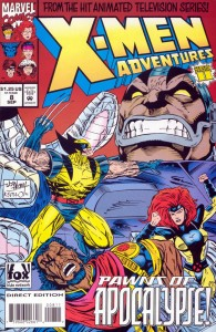 0008 1197 195x300 X Men  Adventures [Marvel] V2