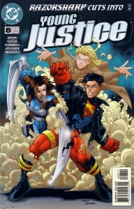 0008 1218 192x300 Young Justice [DC] V1