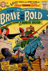 0008 160 204x300 Brave And The Bold, The [DC] V1