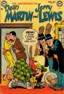 0008 17 206x300 Adventures Of Dean Martin and Jerry Lewis [DC] V1