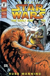0008 224 196x300 Classic Star Wars  The Early Adventures [Dark Horse] V1