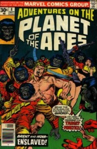 0008 24 196x300 Adventures On The Planet of the Apes [Marvel] V1