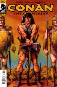 0008 243 196x300 Conan  The Cimmerian [Dark Horse] V1