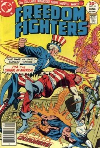 0008 417 202x300 Freedom Fighters [DC] V1