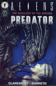 0008 47 195x300 Aliens Vs Predator  The Deadliest of the Species [Dark Horse] Mini 1