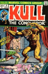 0008 609 198x300 Kull  The Conqueror [Marvel] V1