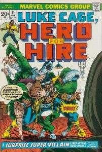 0008 614 201x300 Luke Cage   Hero For Hire [Marvel] V1
