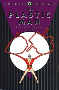 0008 66 196x300 Archive Editions  Plastic Man [DC] V1