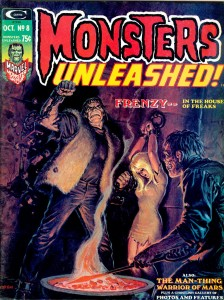 0008 701 224x300 Monsters Unleashed [Marvel] V1