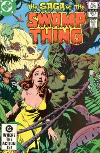 0008 884 196x300 Saga Of The Swamp Thing [DC] V1