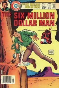 0008 942 201x300 Six Million Dollar Man, The [Charlton] V1
