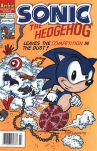 0008 947 193x300 Sonic  The Hedgehog [Archie Adventure] V1