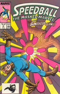 0008 963 194x300 Speedball  The Masked Marvel [Marvel] V1