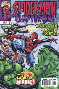 0008 973 201x300 Spider Man  Chapter One [Marvel] Mini 1