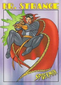 0008a 54 214x300 Spider Man 1997 [Marvel  Fleer Skybox International] Card Set