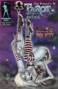0008a 56 196x300 Tarot  Witch Of The Black Rose [BroadSword] V1