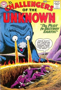 0009 164 203x300 Challengers Of The Unknown [DC] V1