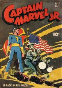 0009 190 213x300 Captain Marvel Jr [Fawcett] V1