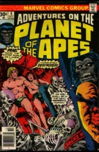 0009 20 195x300 Adventures On The Planet of the Apes [Marvel] V1