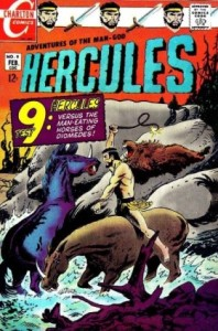 0009 21 198x300 Adventures Of The Man God Hercules [Charlton] V1