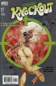 0009 216 197x300 Codename  Knockout [DC Vertigo] V1