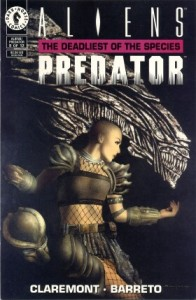 0009 42 196x300 Aliens Vs Predator  The Deadliest of the Species [Dark Horse] Mini 1