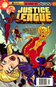 0009 501 192x300 Justice League  Unlimited [DC] V1
