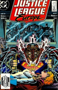 0009 502 195x300 Justice League  Europe [DC] V1