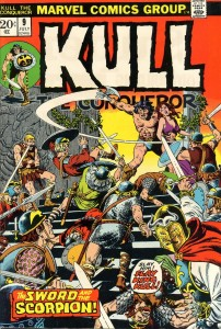 0009 542 202x300 Kull  The Conqueror [Marvel] V1