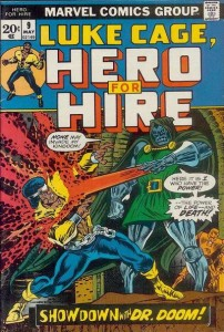 0009 547 202x300 Luke Cage   Hero For Hire [Marvel] V1